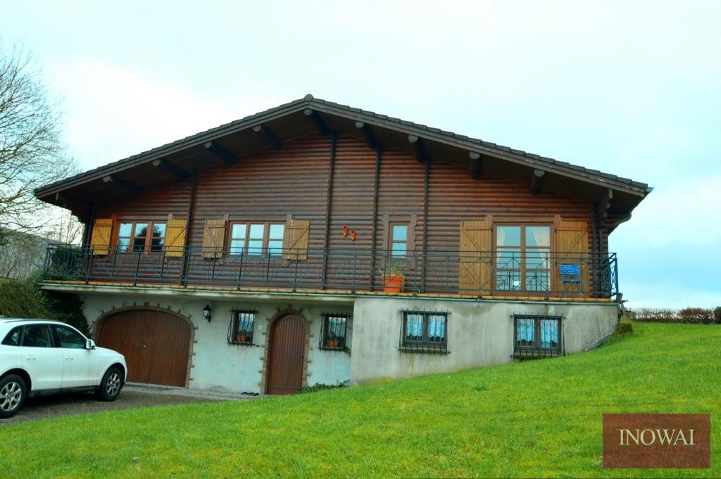 Maison meublée en bois à Altlinster